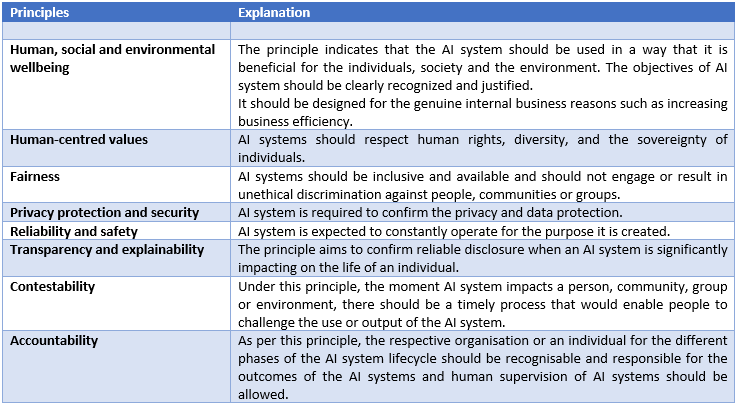 AI Ethics Framework