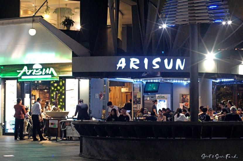 Arisun, CBD