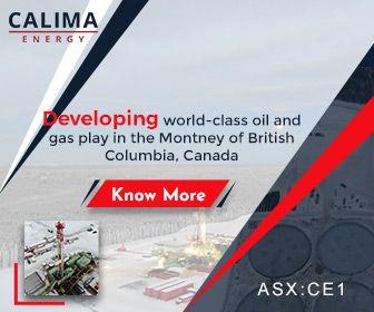 CALIMA ENERGY (ASX: CE1)