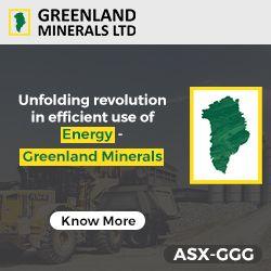 Greenland Minerals (ASX: GGG)