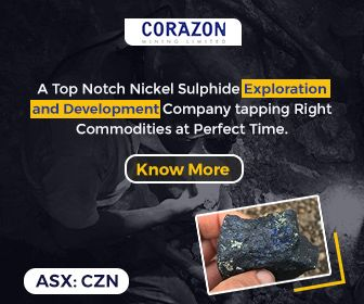 Corazon Mining Limited (ASX: CZN)