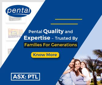 PENTAL LTD (ASX: PTL)