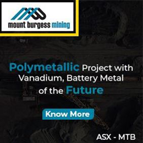 Mount Burgess Mining NL (ASX:MTB)