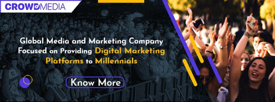 Crowd Media Holdings Ltd (ASX: CM8)