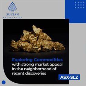 Sultan Resources(ASX: SLZ)