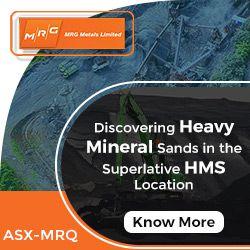 MRG METALS LIMITED (ASX: MRQ)