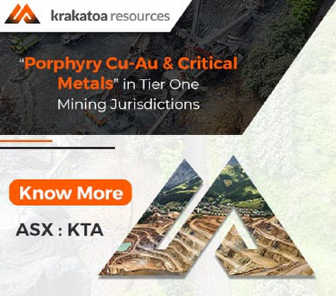Krakatoa Resources Limited(ASX: KTA)