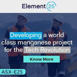 Element 25 ltd