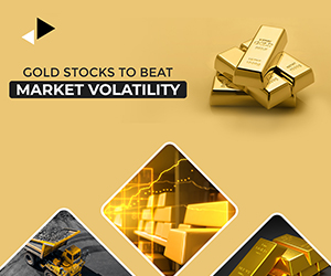 Gold stocks to beat market volatility