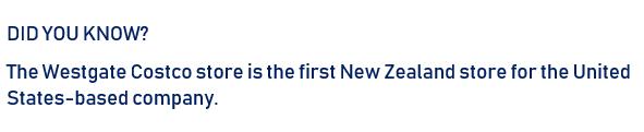 Costco in New Zealand