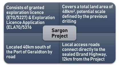 Sargon project