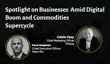 Spotlight on Businesses Amid Digital Boom and Commodities Supercycle