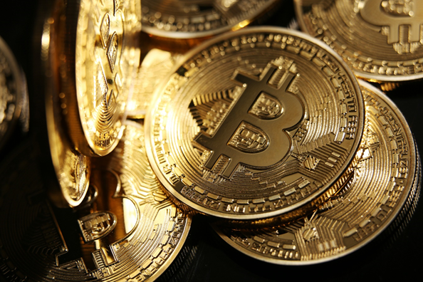 Image Description: Bitcoin, Cryptocurrency