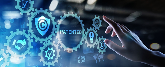 patent word on web technologies background