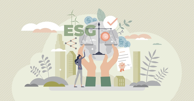 ESG integration concept