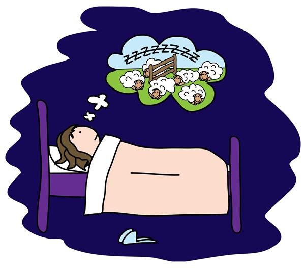 Deep sleep is bliss