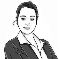 Damini, Author