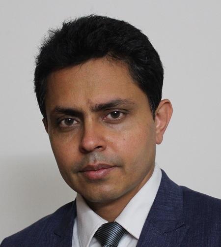 Raj Purswani, VP Research